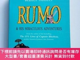 二手書博民逛書店Rumo罕見& His Miraculous AdventuresY11016 Walter Moers Ov