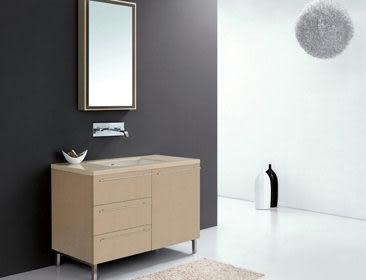【麗室衛浴】國產 精緻防水發泡板浴櫃目錄及施工步驟