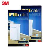 3M 超優淨型空氣清淨機專用濾網MFAC01F二入組