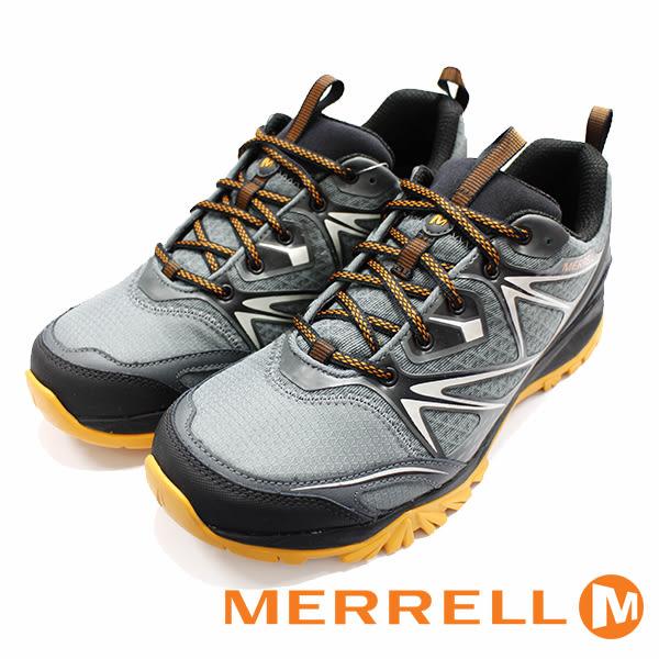 MERRELL CAPRA BOLT GORE-TEX?灰 防水登山鞋│健行鞋│休閒鞋 ML36765 男鞋