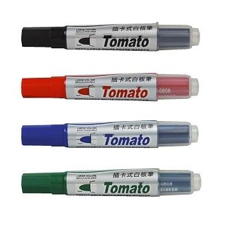 Tomato 插卡式 白板筆 無毒 環保 /支 TR-630 3035