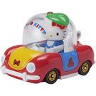 多美夢幻版小汽車 騎乘系列 HelloKitty凱蒂貓車 R02 (DreamTOMICA) 88731