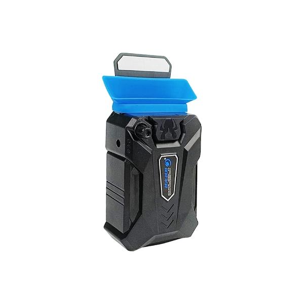 【急速降溫!智能控溫冰魔 筆電散熱器】基礎版 抽風扇側插式 筆電風扇