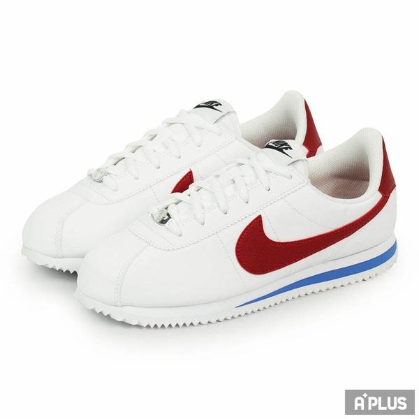 NIKE 女 CORTEZ BASIC SL (GS)  基本款 阿甘鞋 經典復