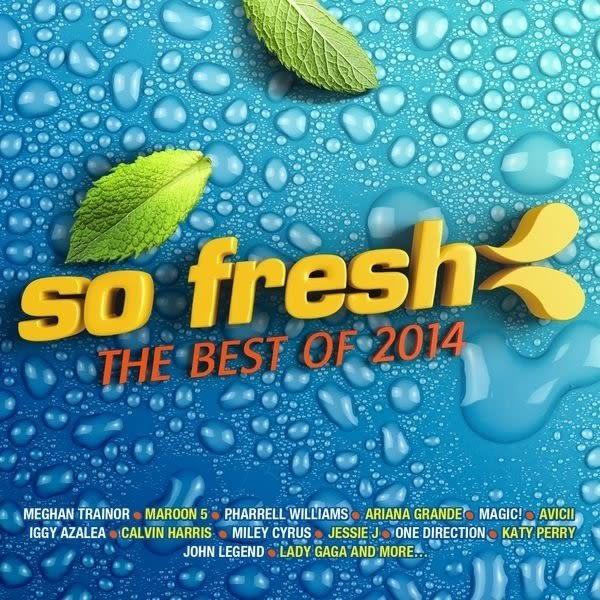 2014地表最強冠軍合輯 CD  So Fresh - The Best of 2014 (購潮8)