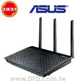 ASUS 華碩 RT-AC66U/PLUS 802.11ac AC1750 雙頻 Gigabit 無線路由器 公司貨