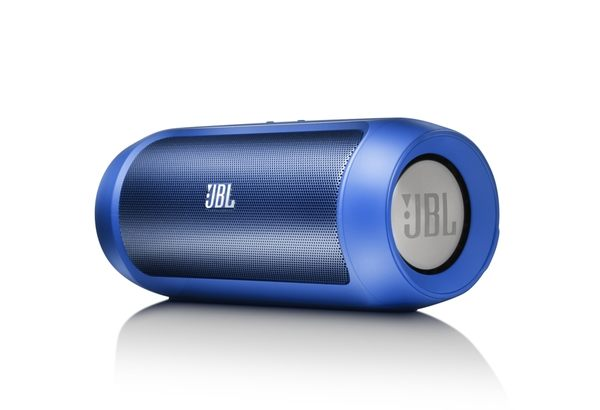 【台中平價鋪】全新 JBL Charge 2 無線藍芽喇叭 內建6000mAh  藍色 免持聽筒 英大公司貨