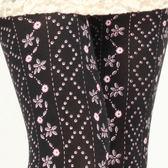 香川絲襪 台灣製 時尚流行花紋 褲襪【NO630-247】