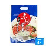 赤阪濃湯-蟹肉海鮮味噌20G*10包*4【愛買】