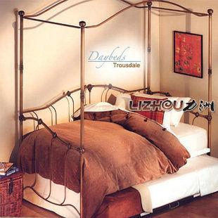 專業鐵藝床 家居高檔床