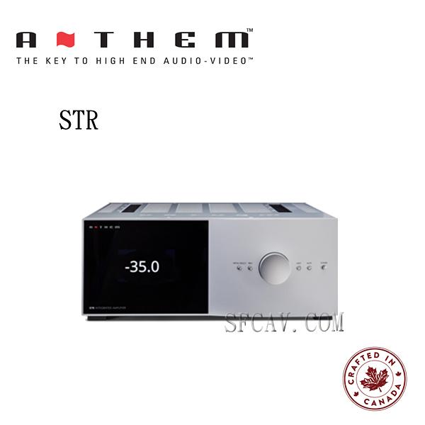 【勝豐群音響】24期零利率  Anthem STR  兩聲道綜合擴大機