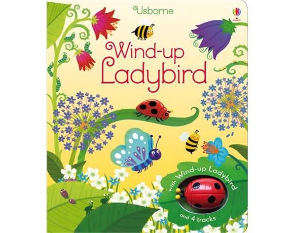 Wind-up Ladybird 車車書:瓢蟲探險
