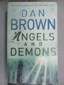【書寶二手書T8/原文小說_KFD】Angels and Demons_Dan Brown