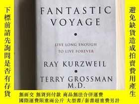 二手書博民逛書店Fantastic罕見Voyage : Live Long En