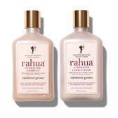 母親節特惠組★【Rahua】保濕舒緩洗髮精275ml+潤髮乳275ml