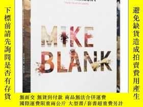 二手書博民逛書店Mike罕見Blank Colour Harmony (slight mark)-邁克空白顏色和諧(輕微標記)