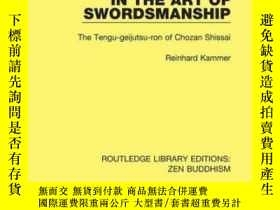 二手書博民逛書店Zen罕見And Confucius In The Art Of SwordsmanshipY464532 R
