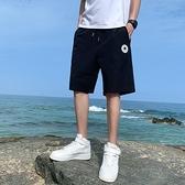 短褲男士夏季寬鬆休閒五分冰絲外穿潮牌ins潮流運動七分沙灘褲子 陽光好物