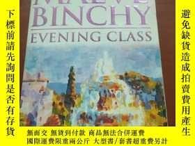 二手書博民逛書店MAEVE罕見BINCHY《EVENING CLASS》Y255