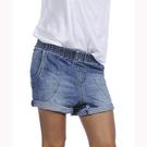 OneTeaspoon 低腰牛仔短褲 H...
