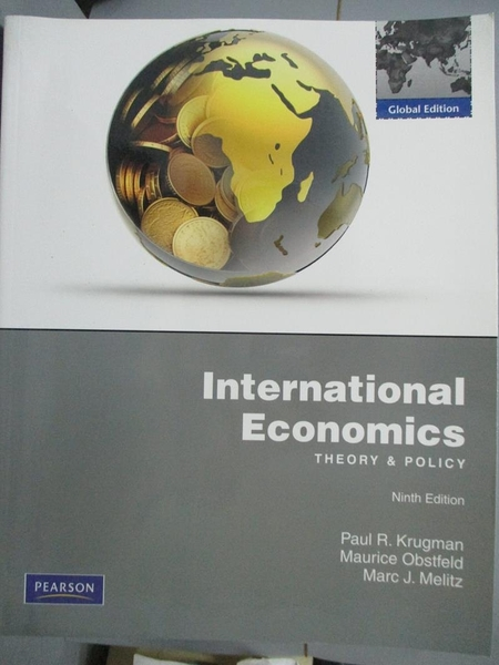 【書寶二手書T1/大學商學_ZEW】International Economics-Theory and Policy_Krugman