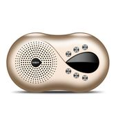 V8無線藍牙音箱手機電腦通用迷你可愛七彩燈小音響重低音炮機家用車載插卡擴音