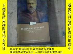 二手書博民逛書店DIALOGUES罕見OF PLATO(英文原版)11905 D