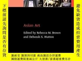 二手書博民逛書店Asian罕見Art: An Anthology (Blackw