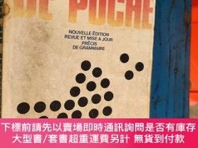 二手書博民逛書店Larousse罕見de Poche(precis de grammaire)Y164737 refondue