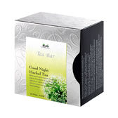 【德國農莊 B&G Tea Bar】有機晚安花茶茶包盒10入 (2g*10包)