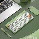 BOW航世筆記本外接鍵盤有線usb臺式電腦小型便攜家辦公專用打字套裝女生可愛無線 LX 智慧e家 新品