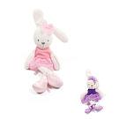 娃娃 手拿玩偶 安撫 兔子 抱枕 陪睡毛絨玩具 單款 售完下架
