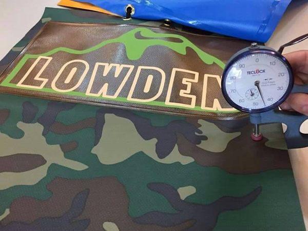 LOWDEN 客製化地墊 COLEMAN400 客廳帳 超音波熱壓式無車縫式夾層防水耐磨地墊