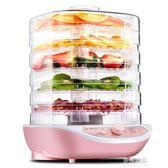 乾果機家用食品烘乾機水果蔬菜寵物肉類食物脫水風乾機小型220V 伊衫風尚ATF