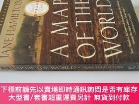 二手書博民逛書店英文原版罕見A Map of the WorldY7215 Jane Hamilton Anchor 出版1