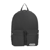 【OUTDOOR】慢活宣言-14吋筆電後背包-黑色 OD201107BK