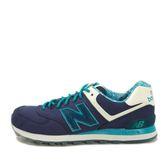 New Balance ML574 [ML574ILB] 男 休閒 經典 慢跑鞋  深藍  藍