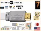 美國 WIREWORLD ISLAND 7 2.0版 HDMI 線
