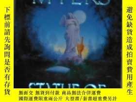 二手書博民逛書店英文原版罕見Statue of Limitations by T