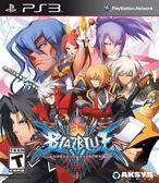 PS3 BlazBlue: Chrono Phantasma 蒼翼默示錄 時間幻象(美版代購)