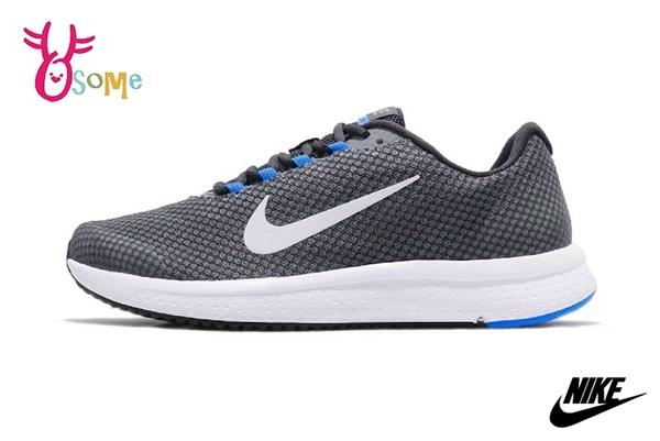 NIKE RUNALLDAY 成人男款 運動鞋 慢跑鞋 P7029#灰藍◆OSOME奧森鞋業