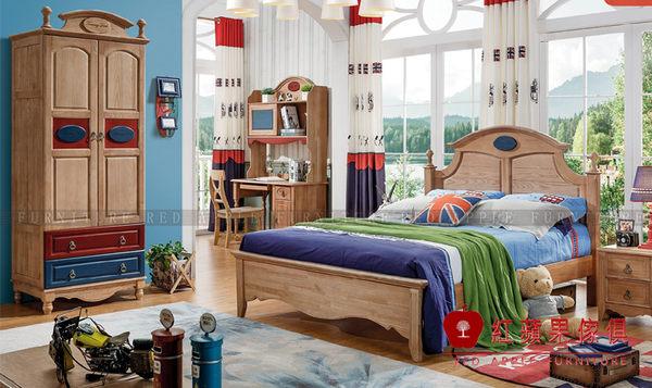 [ 紅蘋果傢俱 ]LM-T01 湯米迪克系列 單人床 床組 數千坪展示