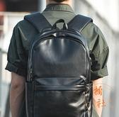 大容量旅行戶外時尚學生書包休閒筆電包【橘社小鎮】