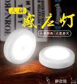 瑞麗克斯人體感應燈led喂奶小夜燈創意衣柜燈起夜過道廁所燈護眼夢依港