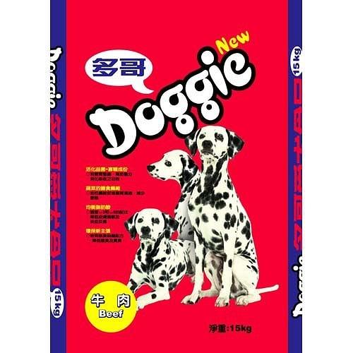 多哥乾狗糧-牛肉15kg【愛買】
