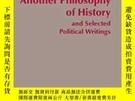 二手書博民逛書店Another罕見Philosophy Of History And Selected Political Wri