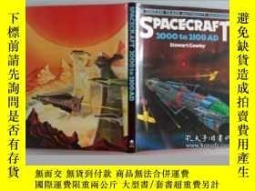 二手書博民逛書店Spacecraft罕見2000-2100 A.d.: Terran Trade Authority Handbo