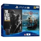 【全新】PS4 Pro主機1TB 戰神、最後生還者 贈 PS4攝影機 台灣公司貨