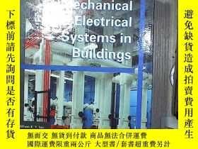 二手書博民逛書店MECHANICAL罕見AND ELECTRICAL SYSTEMS IN BUILDINGS SECONG ED