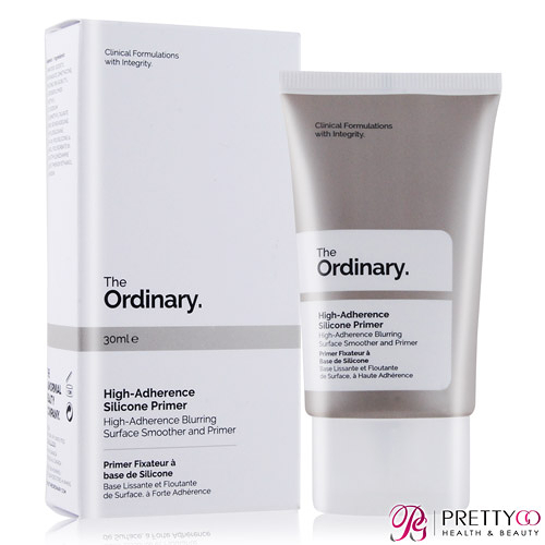 The Ordinary High-Adherence Silicone Primer 遮瑕保濕妝前乳(30ml)【美麗購】